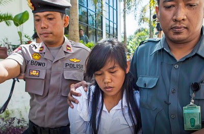 Philippine drug mule Mary Jane Veloso