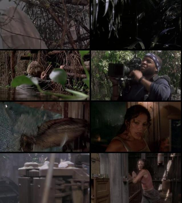 Anaconda 1997 Dual Audio Hindi 480p BluRay