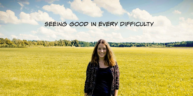 In Every Difficulty There is Something Good - Romans 8:28