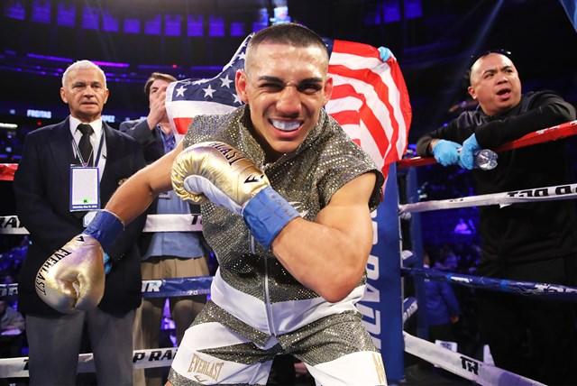 Teofimo Lopez IBF Lightweight champion