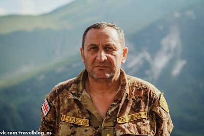 Военно-Грузинская дорога – автостопом по Грузии