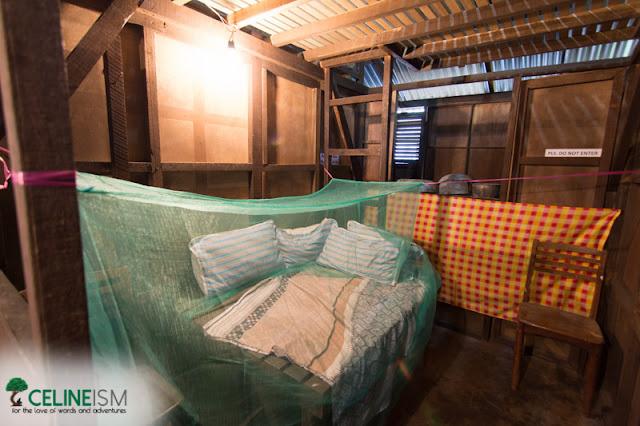 vietnamese refugee sleeping quarters philippines