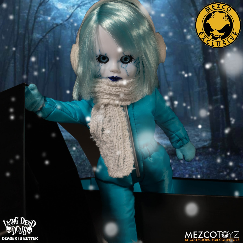 88817251b18df Collecting Toyz  Living Dead Dolls Resurrection Frozen Charlotte Variant