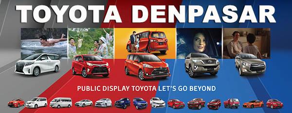 Toyota Denpasar
