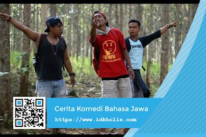 Humor Lucu: Kesasar Ning Alas | Cerita Komedi Bahasa Jawa