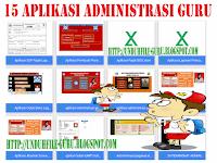 15 Aplikasi Administrasi Guru Terbaru Format Excel Gartis