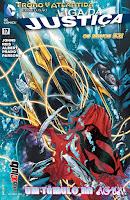 Os Novos 52! Liga da Justiça #17