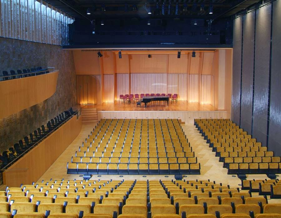 Palace of Catalan Music - Barcelona, Spain