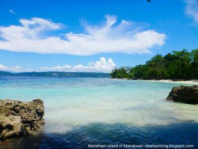 Adventure tour in Manokwari of West Papua