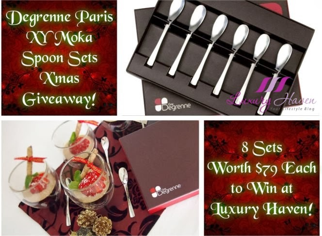 win degrenne paris moka spoon sets luxury haven