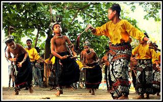 Tari Hegong Tarian Tradisional Dari Maumere, Sikka, NTT