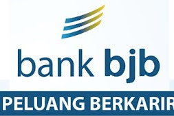Lowongan Kerja Bank BJB, Pendaftaran Sampai 21 Agustus 2016