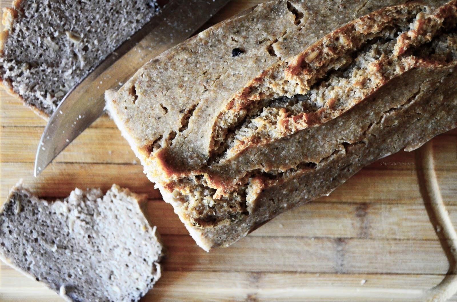 chleb | kasza gryczana | gryka | śniadanie | pieczywo | paleo | jedzenie | przepis | diy
