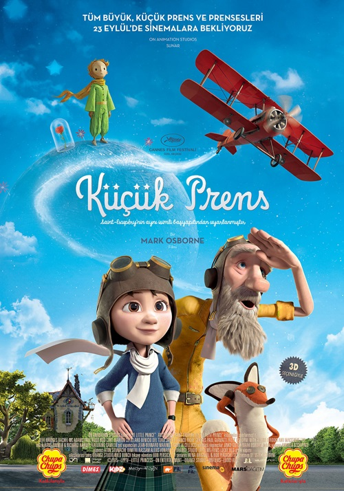 Küçük Prens (2015) Film indir