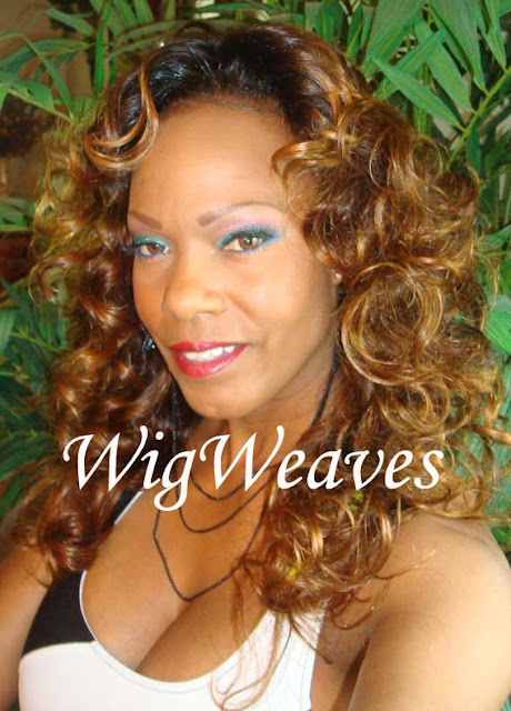 Custom Lace Front Wigs by Goddesslily