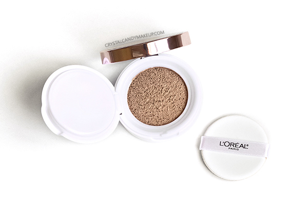 L'Oréal Paris True Match Lumi Cushion Foundation N3.5 Review Photos Swatches