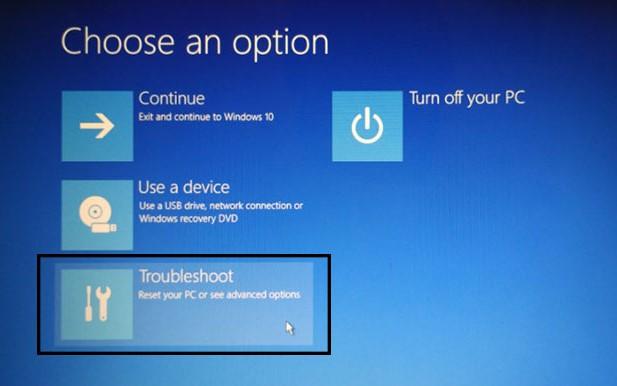 Cara mereset, mengubah, mengganti password Windows menggunakan CMD