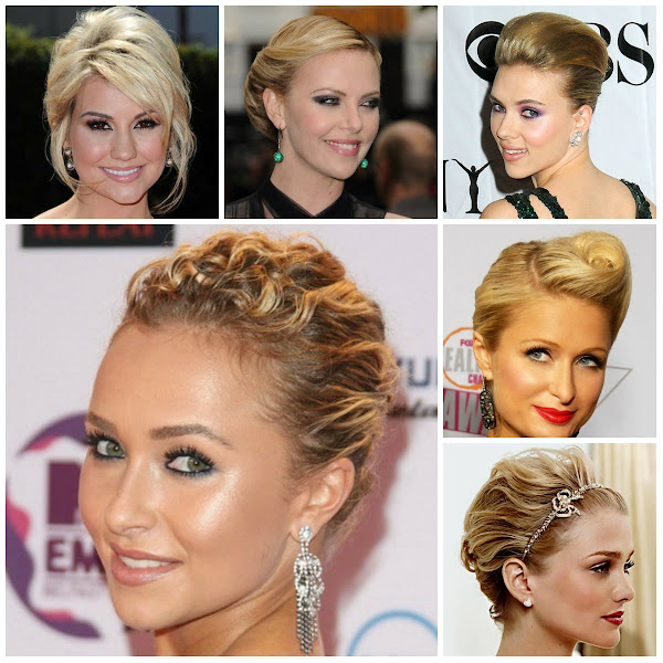 49 Popular Updo Hairstyles Of 2017 Hairstylo