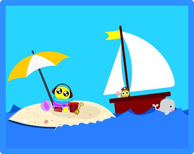 Vacaciones 2016 Mini-Fu y MiniJr