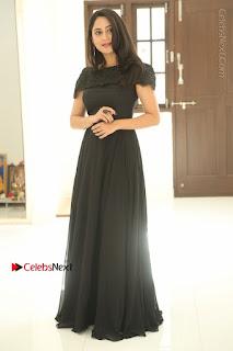 Actress Miya George Latest Po Gallery in Black Gown  0312.JPG