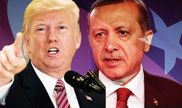 Trump Ancam Hancurkan Perekonomian Turki