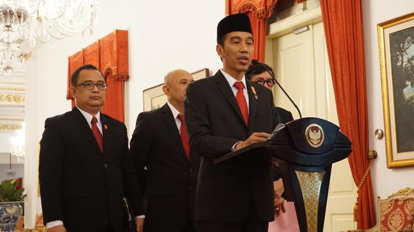 Perppu Baru Jokowi, Ada Hukuman Mati untuk Pelaku Pencabulan Anak