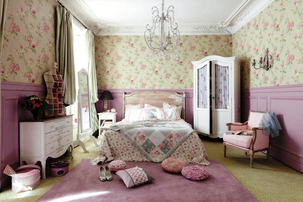 Warna Cat Dinding Kamar Tidur Suami Istri Romantis