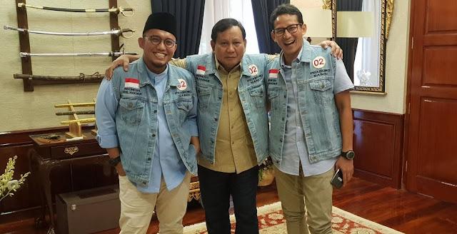 Kalau Menang, Prabowo-Sandi Bakal Tambah Satu Kementerian, Jokowi Gak Kepikiran