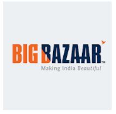 Your Big Bazaar is on Mobile now, Download the Big Bazaar