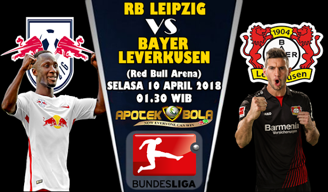 Prediksi RB Leipzig vs Bayer Leverkusen 10 April 2018