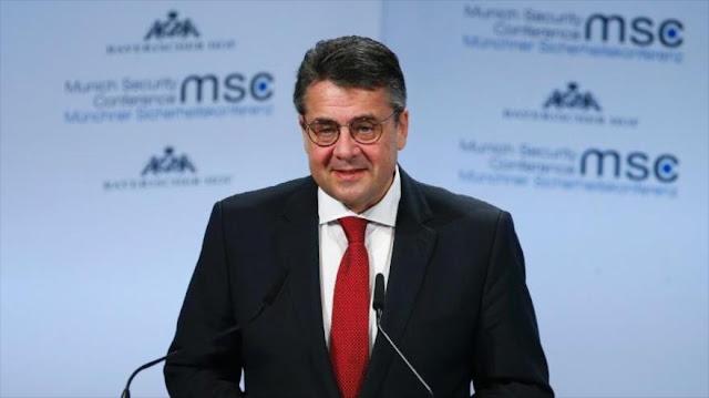 Alemania pide rebajar sanciones antirrusas si la ONU va a Ucrania