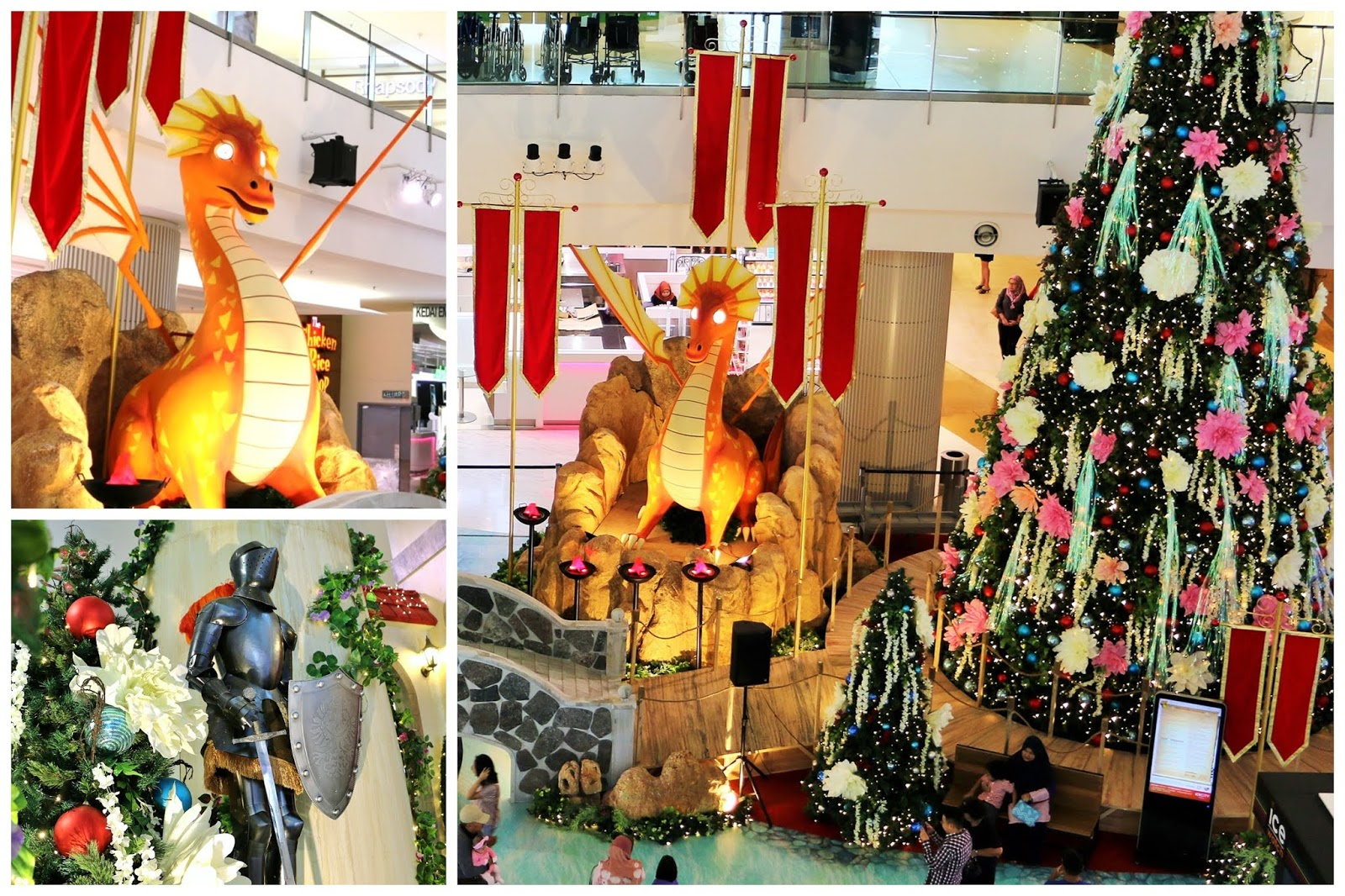 K On Christmas.Best Klang Valley Malls With Stunning Christmas 2018