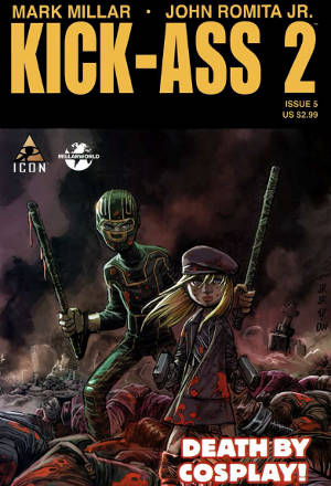 Kick-Ass 2 #5 Download PDF