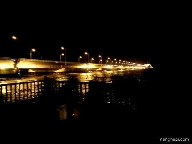 Giras di Dekat Jembatan Suramadu - Wisata Kota Surabaya
