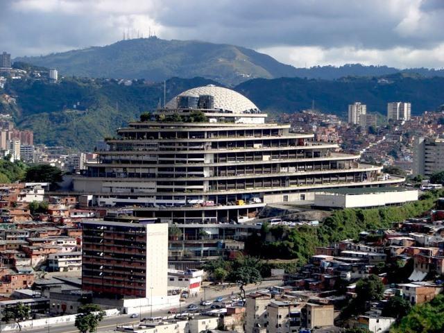 Venezuela: El centro comercial que se convirtió en prisión.