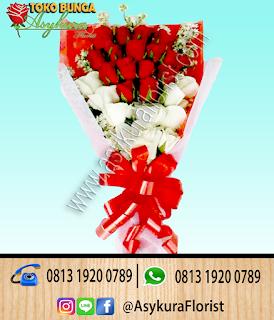 asykura florist toko bunga bekasi cara merawat handbouquet