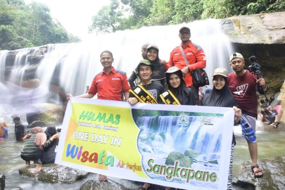 Promosi Wisata Lokal Duta Wisata Atam 2018 Jak Melancong