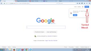 Halaman utama google