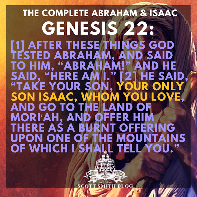 Who Were Isaac and Ishmael? The Origins of Middle East Turmoil
