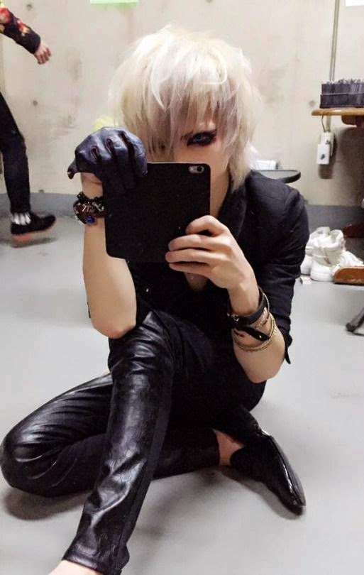 Japans Visual Kei Hairstyles The HairCut Web