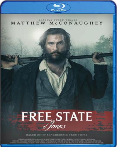 Free State of Jones [2016] [BD25] [Subtitulado]