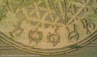 Crops circle