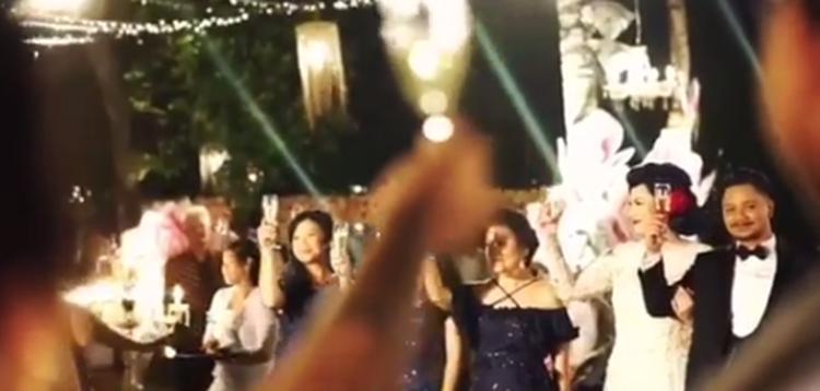 Akhirnya Derby Romero Unggah Video Pernikahannya Dengan Claudia Dinda