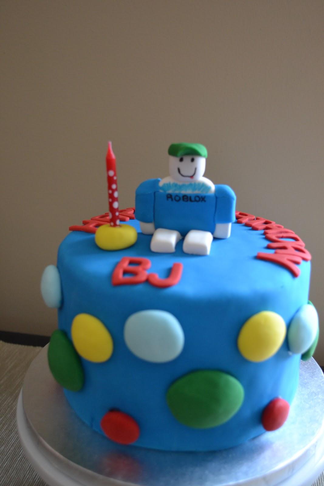 Life S Sweet Roblox Birthday Cake