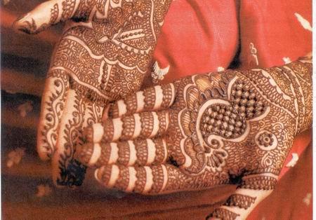 Mehndi Designs Punjabi : Punjabi mehandi designs home made beauty tips