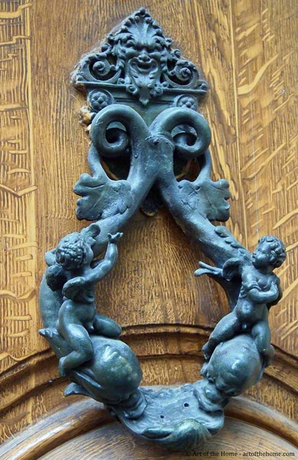Creative Door Knockers Design Nice N Funny