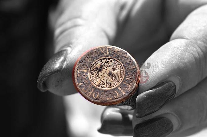Χρυσό δακτυλίδι των Παλαιολόγων βρέθηκε στην ελληνική πόλη Καλή Άκρα στην Μαύρη Θάλασσα στην σημερινή Βουλγαρία