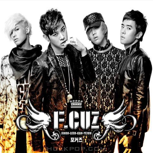 F.CUZ – No One – EP