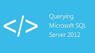 Querying Microsoft SQL Server 2012