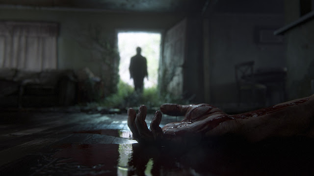 The Last Of Us: Part. II - Cena do Trailer
